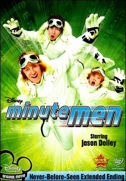 Minutemen - Disney Channel... I was obsessed with this movie :)