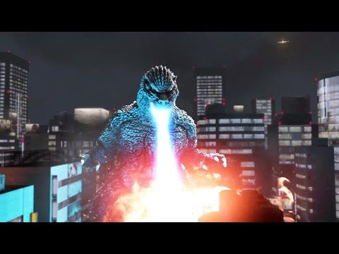 GODZILLA Video Game Trailer (PS4) - YouTube