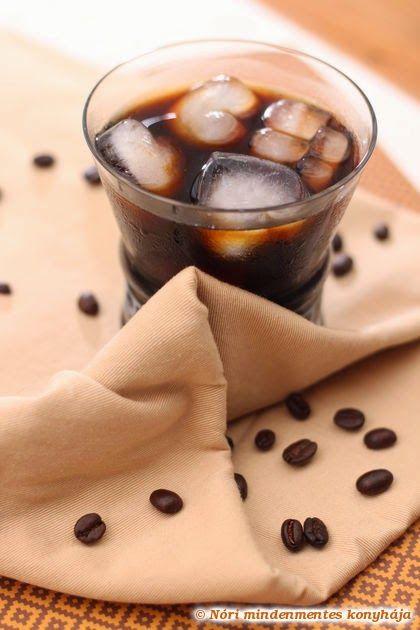 Nóri mindenmentes konyhája: Hidegen áztatott kávé