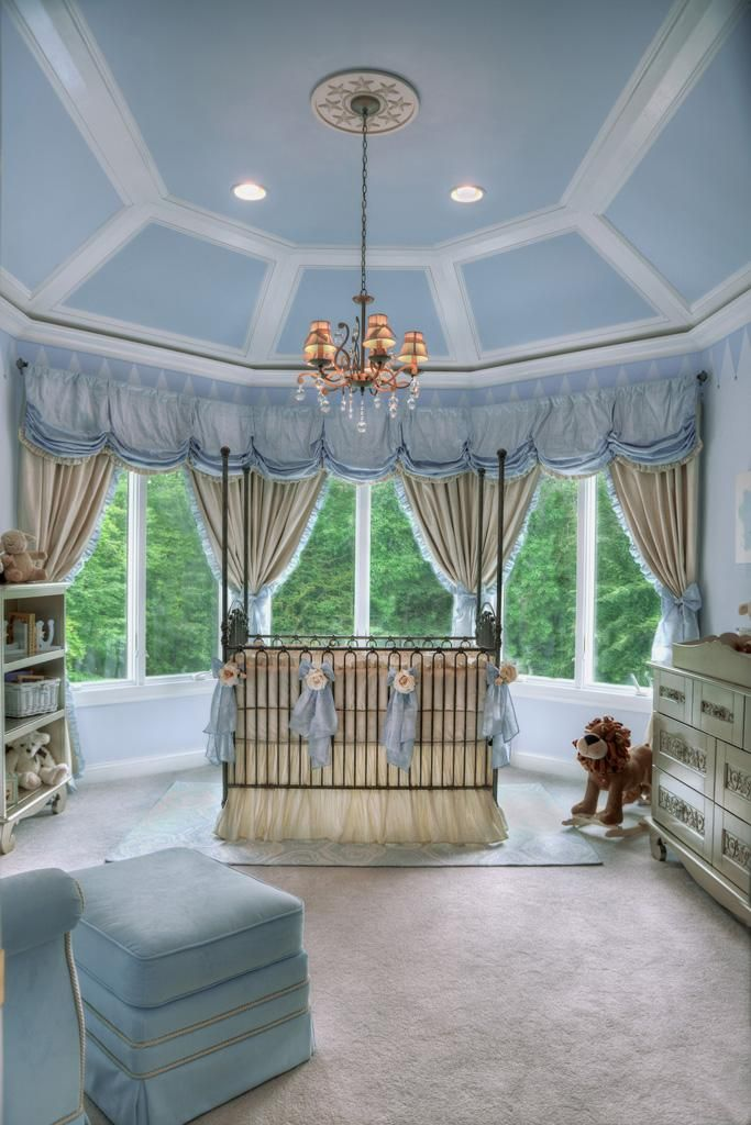 prince baby nursery by Jack and Jill Interiors, Sherri Blum
