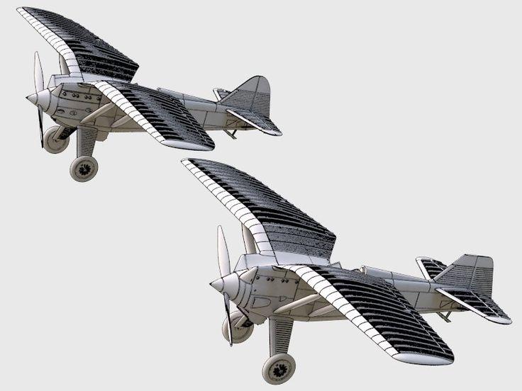Dwa prototypy PZL P.1 1/72  już wkrótce w sprzedazy - zobacz: http://www.armahobbynews.pl/2014/07/dwa-modele-pzl-p-1-w-skali-172/