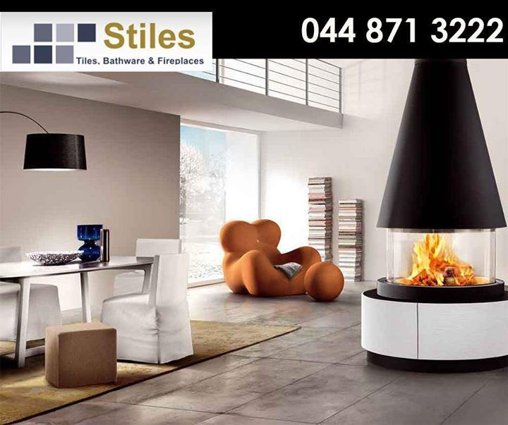 Every home deserves the luxury of a beautifully crafted fireplace. Visit our store to browse the available selection. #lifestyle #StilesGeorge #Piazzetta