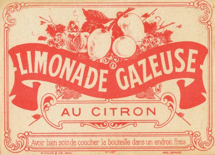 Les 25 meilleures id es concernant limonade gazeuse sur for Ancienne maison libanaise