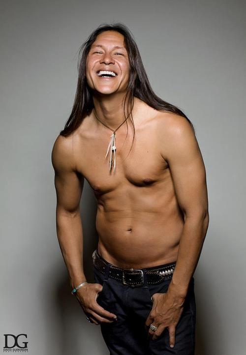 Rick Mora | rick mora native american male model handsome this photo already made ...