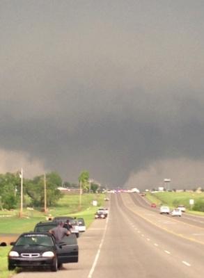 Tornado Oklahoma - Facebook