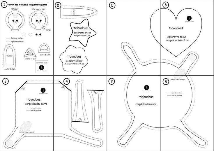 tuto les tidoudous des doudous plats mais pas tout. Black Bedroom Furniture Sets. Home Design Ideas
