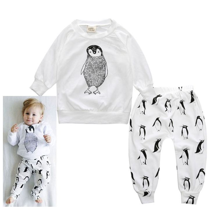 Toddler Boutique Clothing Set Long Sleeve Kids Tracksuit Boy Garment Baby Casual Suit Infant Trendy Clothes Girls Outfits  #Affiliate