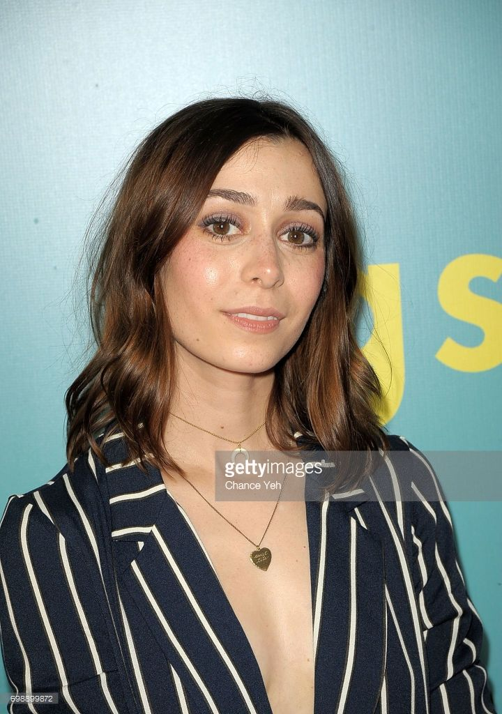 Cristin Milioti attends 'The Big Sick' New York premiere at The Landmark Sunshine Theater on June 20, 2017 in New York City.