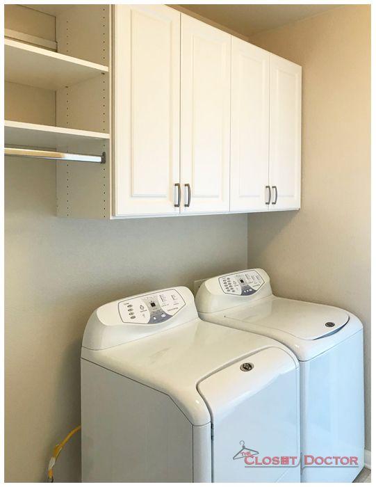 Sacramento Laundry Room Storage Organization With Images
