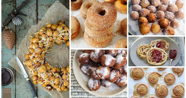 10 dolci di CARNEVALE che dovete assolutamente preparare