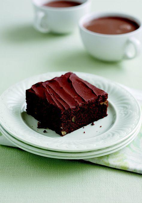 Mary Berry recipes: Chocolate brownies - Yahoo! Lifestyle UK