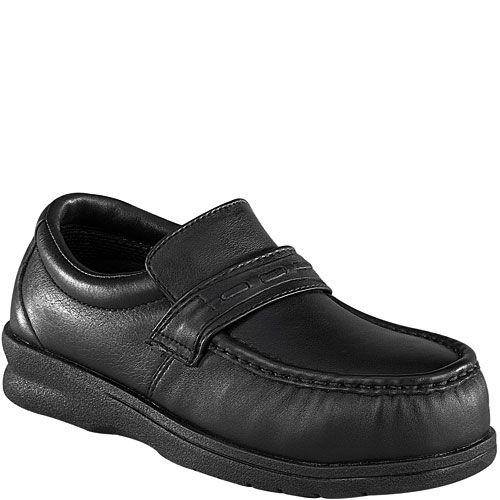 FS25 Florsheim Women's Comfortech ESD Safety Shoes - Black