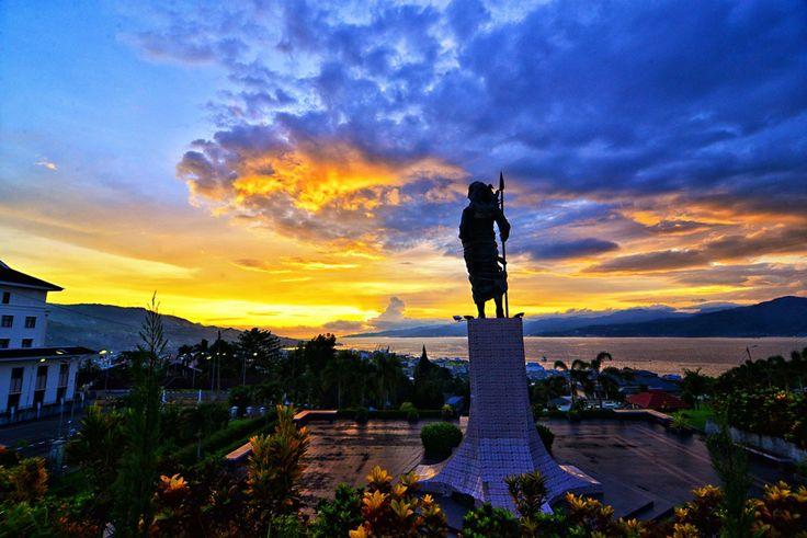 Sunset at Ambon by Musashi Putuhena on 500px