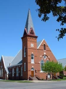 Presbyterian Church, East Washington Street