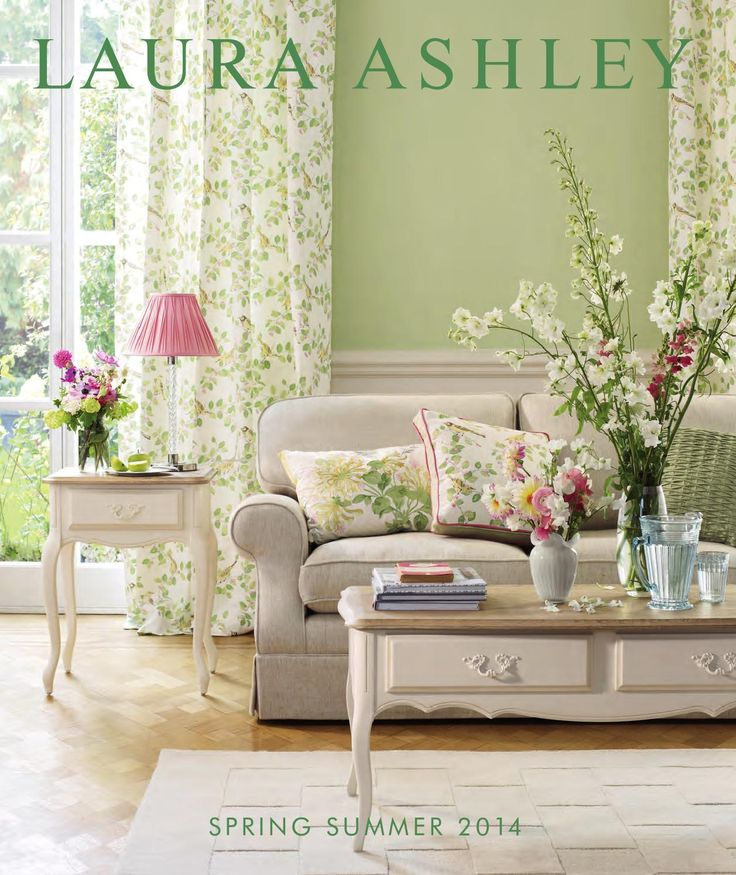 Laura Ashley Home Spring Summer 2014