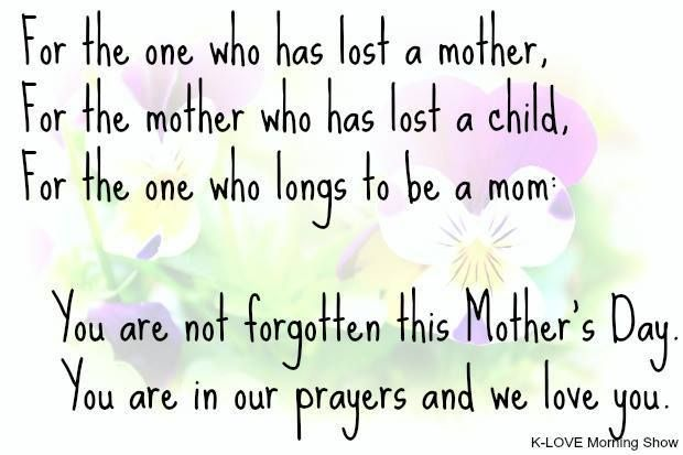 Thoughts on Mother's Day From a Motherless, Infertile Woman With Dead Babies... - Still Standing Magazine