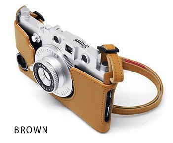 CASE & STRAP BROWN