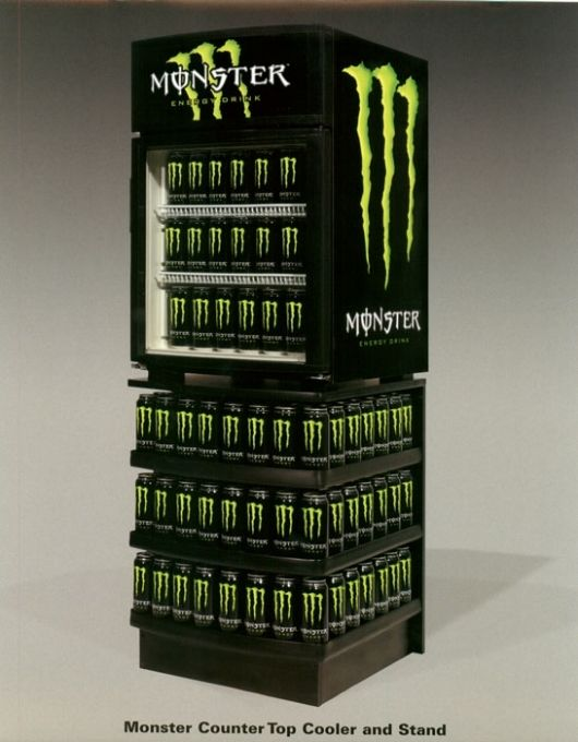 Monster Energy Drink Bar for our wedding!