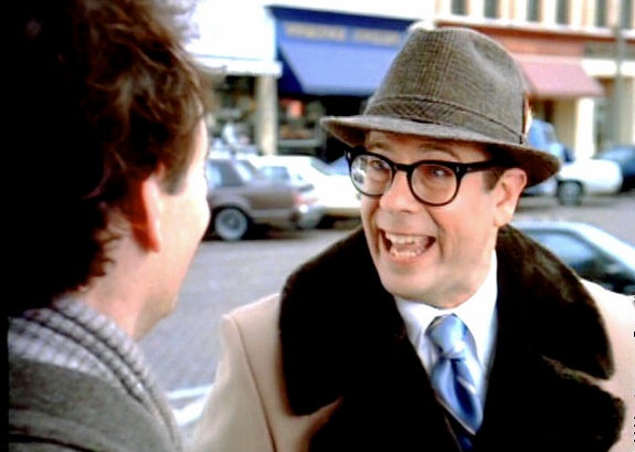 Groundhog Day... It's me Ned ..Ned Ryerson