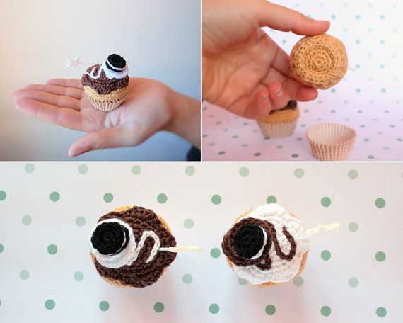 17 Best images about Crochet: Food on Pinterest Free ...