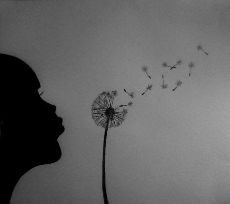 fotos en blanco y negro o dibujos a lápiz?
