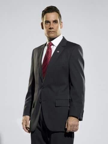 Nathan Petrelli (Adrian Pasdar) #Heroes