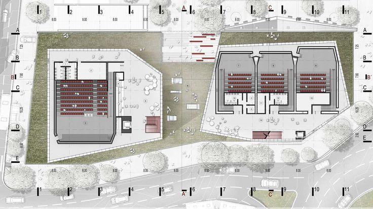 Galería de Colectivo 720 diseñará la nueva Cinemateca Distrital de Bogotá - 24
