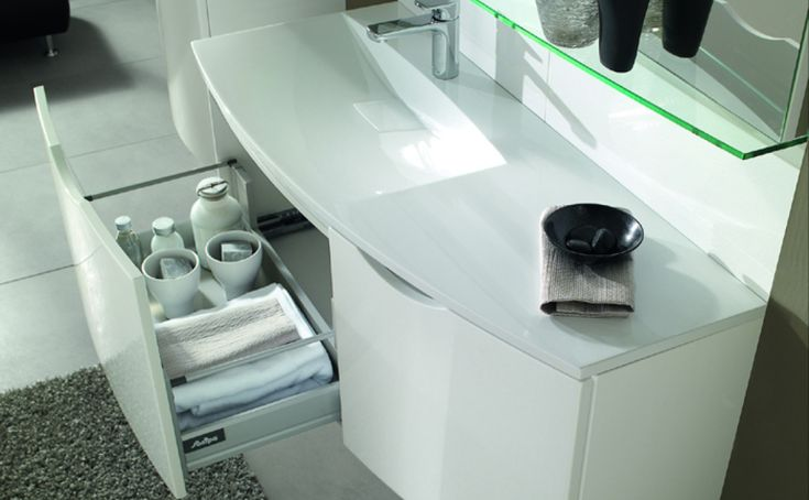 Program Nex2U to nowy, kompletny program meblowy z dopasowaną umywalką z odlewu…
