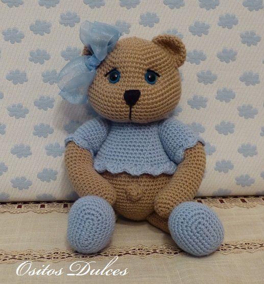 Teddy Collection #Ositos Dulces  #Doll crochet #Amigurumisdolls #Crochet #Muñeca a crochet #Ganchillo #dollcrochet #Amigurumis #osita a crochet #Amigurumipattern #Doll #Dollspatterns #Amigurumibear  #Teddy bear