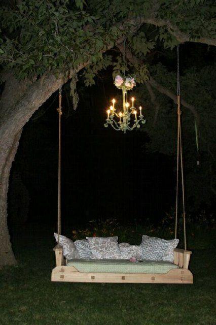 Sofá de jardim