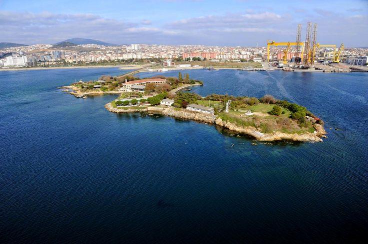 """PENDİK """" Pavli Adası """""""