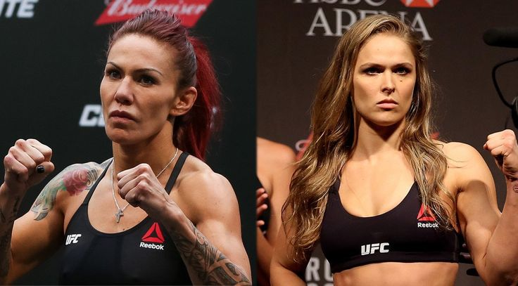 Cris Cyborg Justino: A Ronda Rousey Fight Would be Better in the WWE