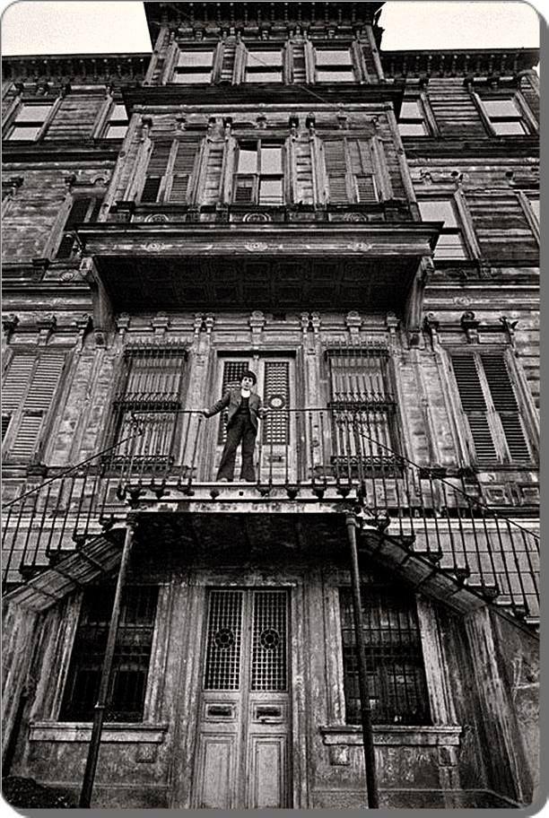 kandilli - 1985 (Ara Güler)