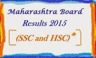 Maharashtra State Board of Secondary and Higher Secondary Education, Pune conducted the SSC and HSC examination on March 2015 in which large numbers of student's has appeared. Now the board is going to declared the SSC and HSC result 2015 on June 2015.
