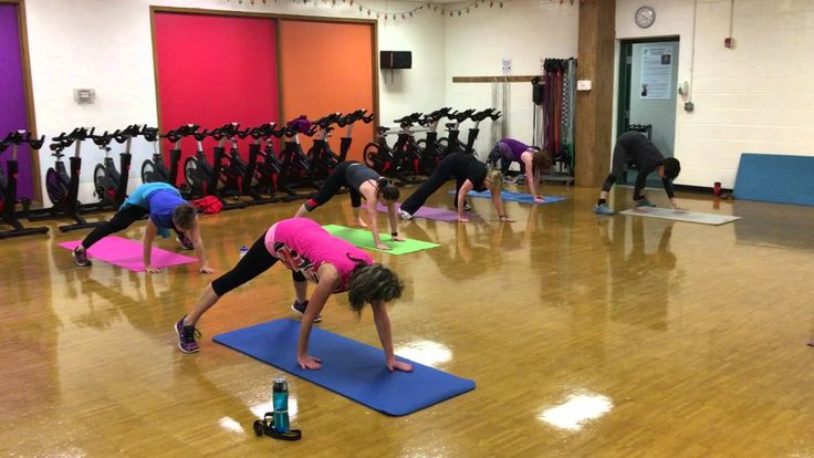 PiYo Class at the Y!