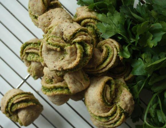 Småbröd med persiljepesto | Recept - Supermiljöbloggen