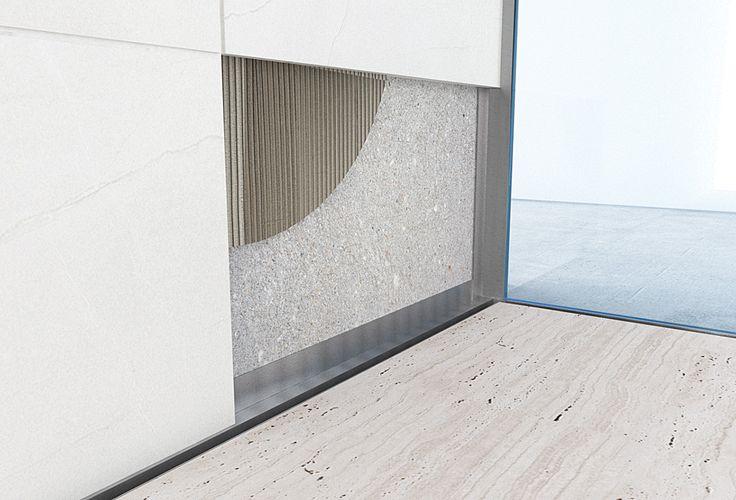 Giunti in Silicone Esclusi: il piatto #doccia è dotato di un appoggio speciale predisposto su misura per le mattonelle del rivestimento. Questa innovazione esclusiva #SILVERPLAT migliora in maniera assoluta l'aspetto estetico ed evita ogni tipo di ristagno dell'acqua e #sigillature in silicone che spesso possono diventare brutte da vedere e creare spiacevoli inconvenienti. #doccia #igiene #pulizia #architettura #sistemadoccia #innovativo #bagnomoderno #bagnodesign #docciamoderna…