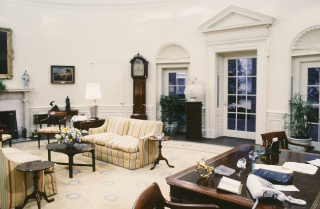 The Oval Office Through The Years The O 39 Jays Paper And