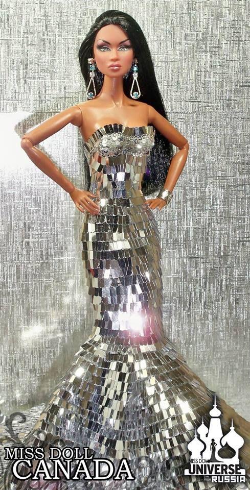 Miss Doll Universe 2014 - Miss Canada