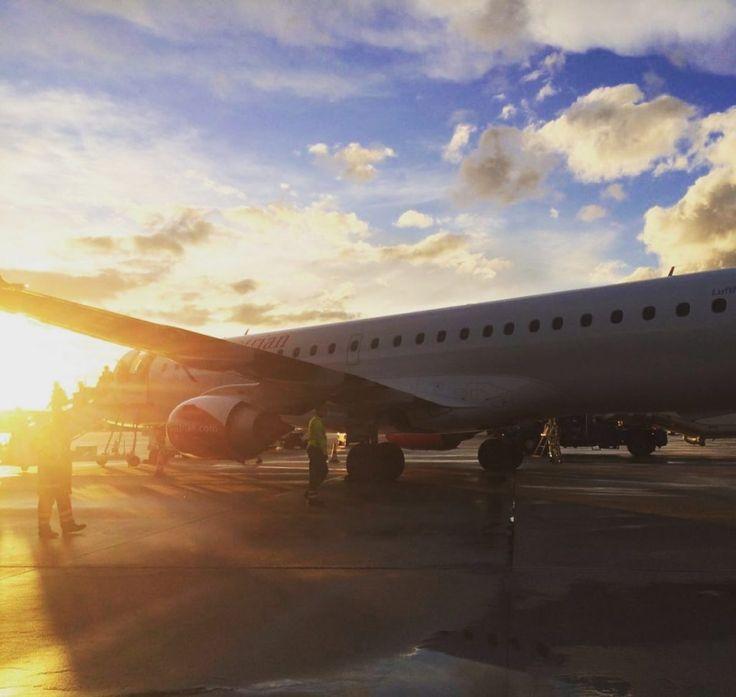 Austrian Airlines Economy Class Wien - Köln