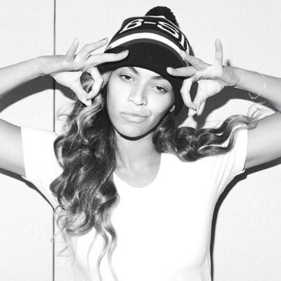 Beyonce Thugged Out . We love this!