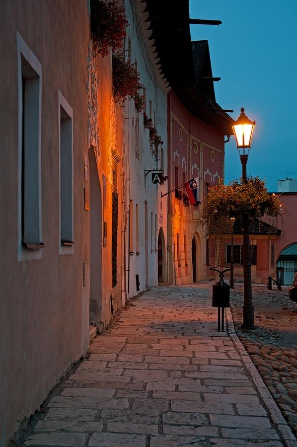 Poprad Old Town, Slovakia