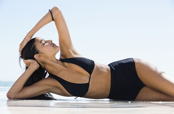 Build Your Best Bikini Bod! We've got all the moves you need for your abs, butt, thighs and arms to feel super confident on the beach or at the pool this spring and summer.