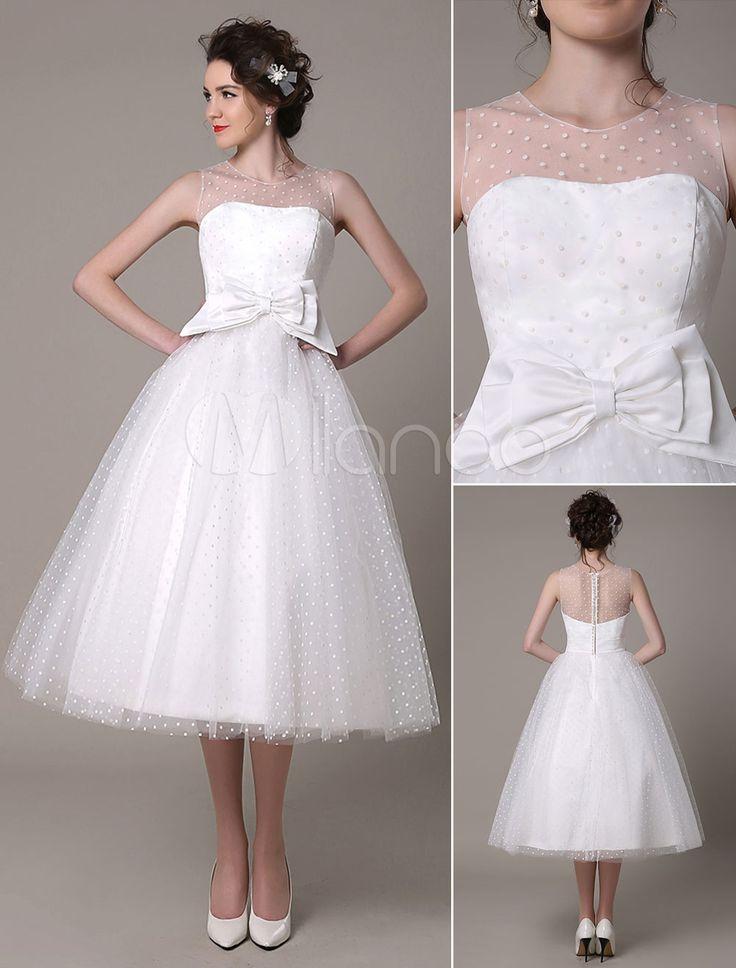 48 best Best für Hochzeit images on Pinterest | Short wedding gowns ...