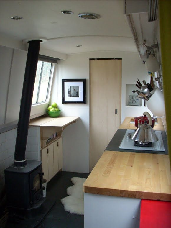 narrowboat conversion