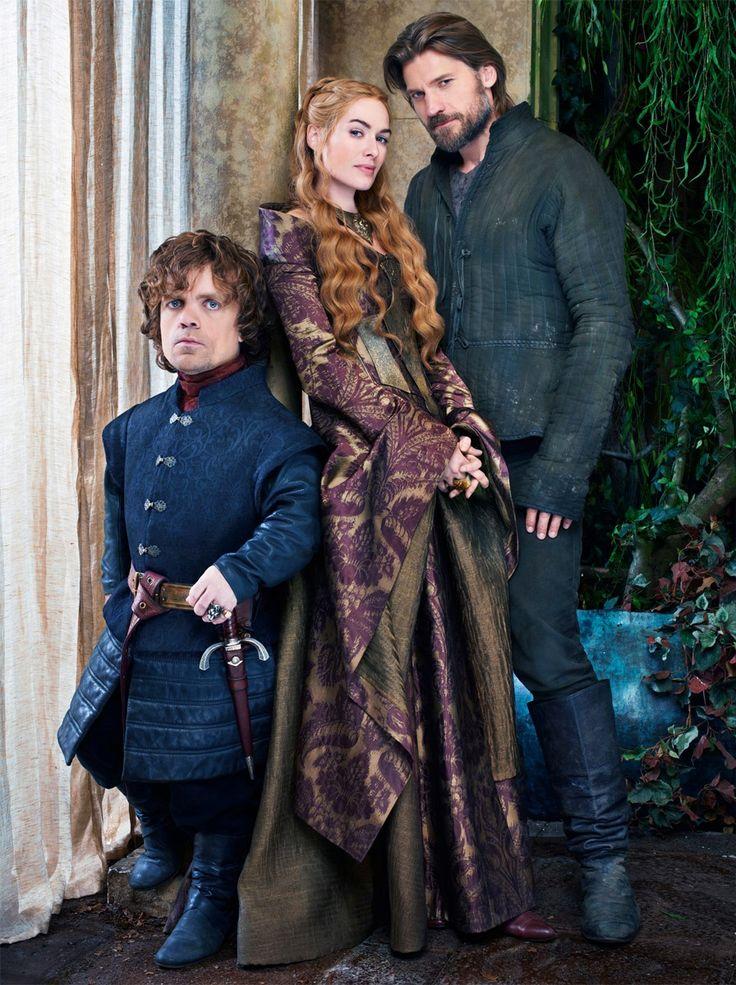 """Los Lannister son la casa con más poder y poseedoras de riqueza debido a sus minas de oro, por esta razón sus fuerzas son las más equipadas de los 7 reinos. Su emblema es un león y su lema es """"Oye mi rugido"""" y uno más conocido es """"Un Lannister siempre paga sus deudas"""" que no siempre es dicho en el mejor sentido."""