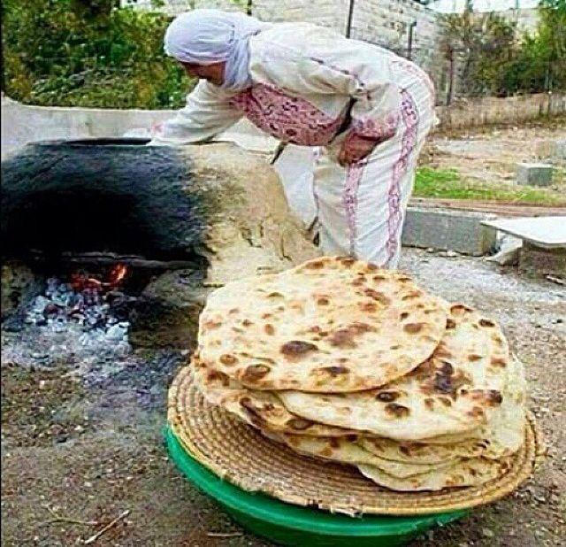 Iranian Bread T.Tavakoli.V