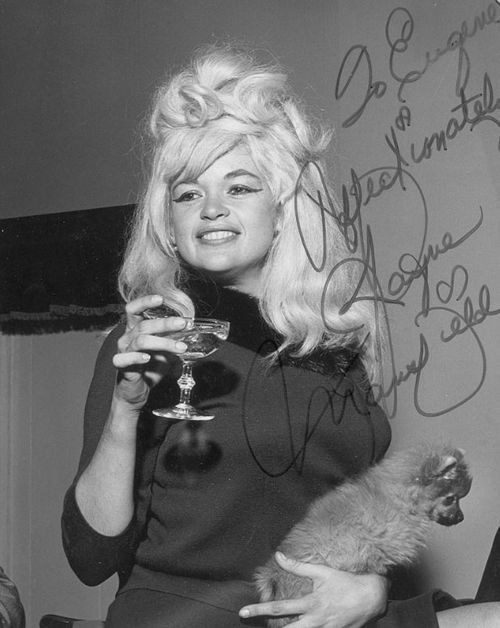 71 Best Images About Actress Jayne Mansfield On Pinterest