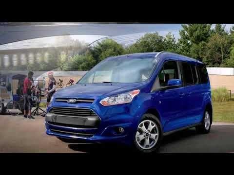 Ford Transit Connect Passenger Wagon 2018 Autos