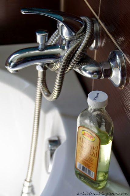 LISETTA | Beauty blog: Olej do... kąpieli?!